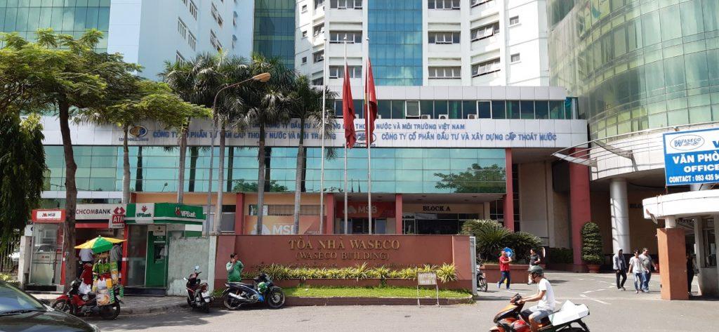 Văn Phòng Doanh Nghiệp Công Ty TNHH Hóa Chất Biển Việt