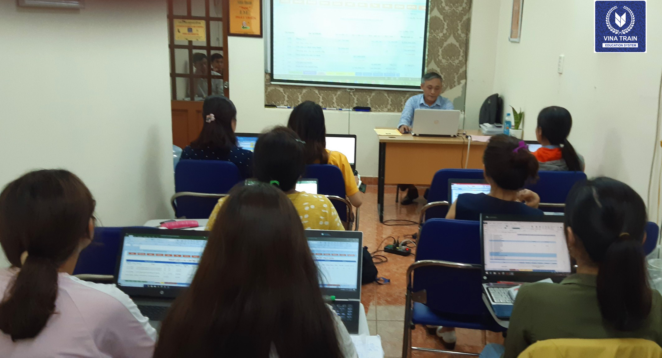 Khóa học Kế Toán Tổng Hợp - Nhập Liệu Trên Phần Mềm Misa Tại VinaTrain Chi Nhánh Hồ Chí Minh