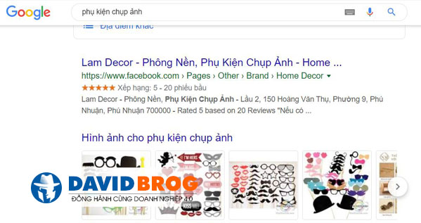 SEO Fanpage lên Top Google giúp khách hàng dễ tiếp cận