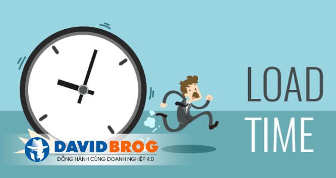 Tối ưu tốc độ tải trang giúp giảm tỉ lệ thoát cho Website