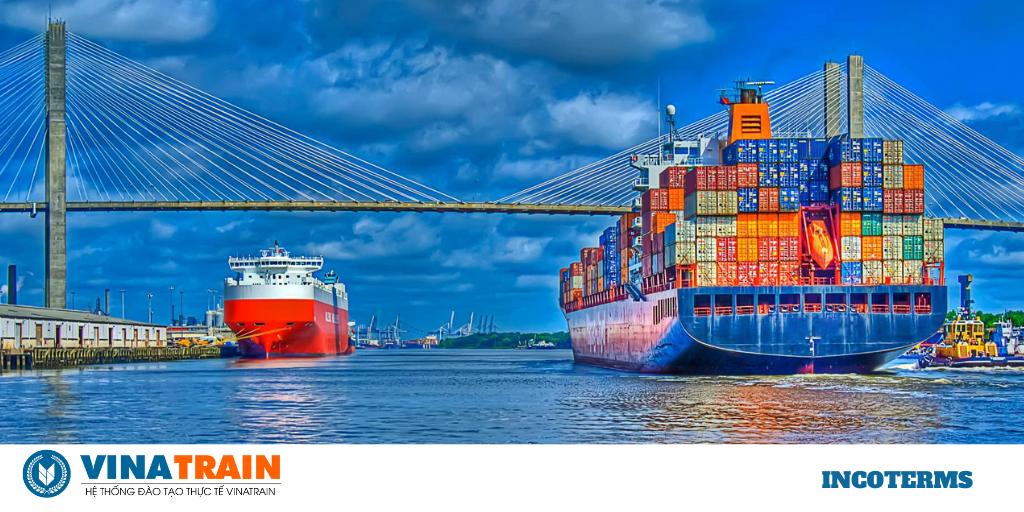 Các điều kiện incoterms dùng cho vận tải đường biển và thủy nội địa