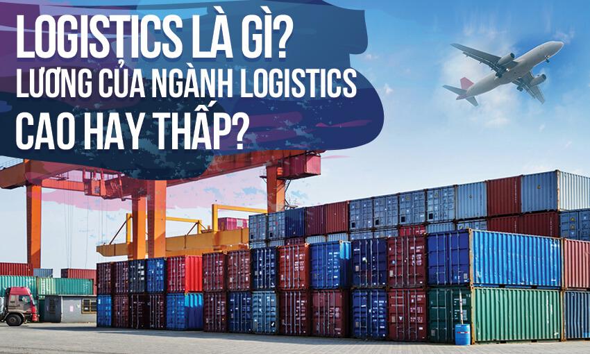 Logistics làm gì