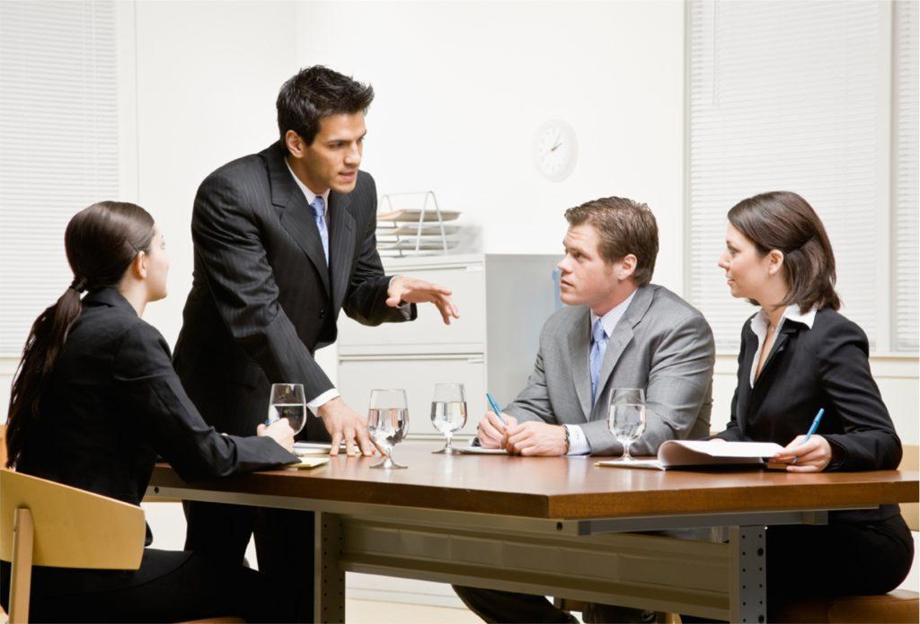Cách quản lý nhân sự của người quản lý sẽ ảnh hưởng rất nhiều trong văn hóa doanh nghiệp