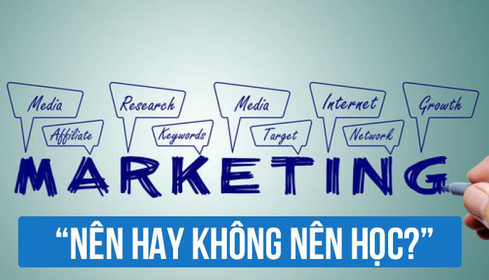 Nên hay không nên học ngành Marketing?