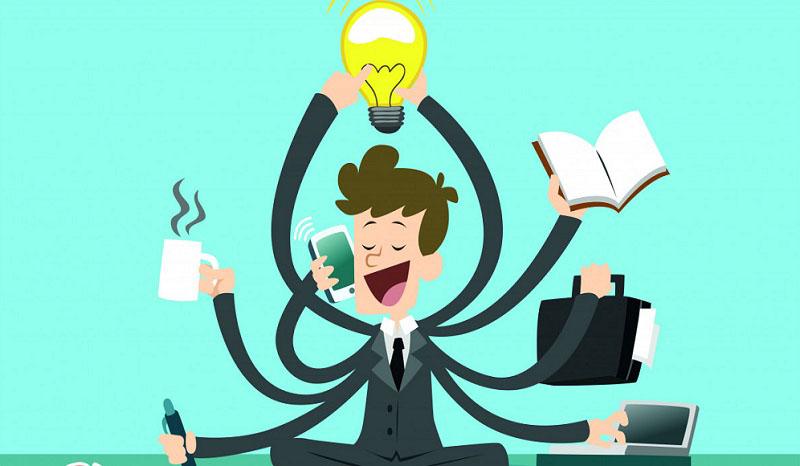 Để làm tốt Marketing cần năng động sáng tạo, năng động không ngại thử thách