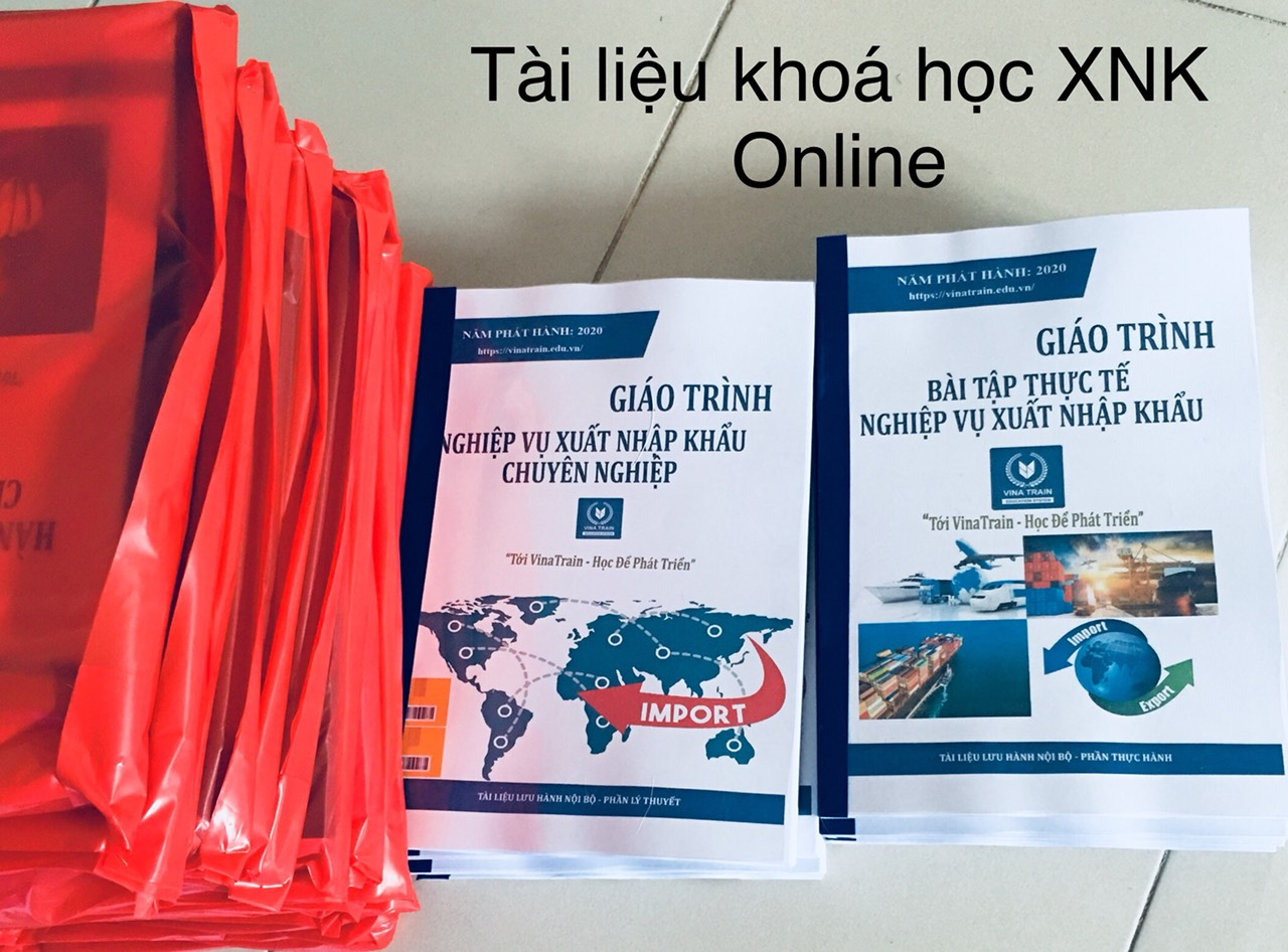 Nếu không tự học được bạn nên đăng ký khóa học xuất nhập khẩu online tại VinaTrain