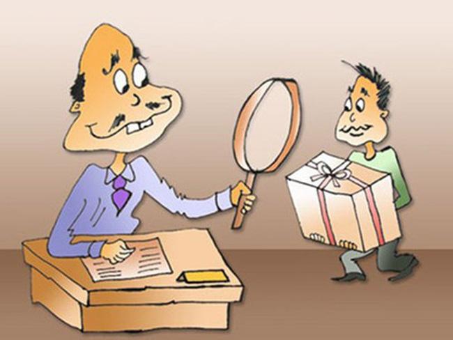 Đối với quà biếu tặng cũng có quy dịnh cụ thể về điều kiện được miễn thuế