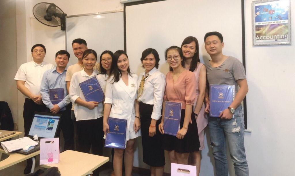 Vinatrain là trung tâm đào tạo xuất nhập khẩu hàng đầu Việt Nam