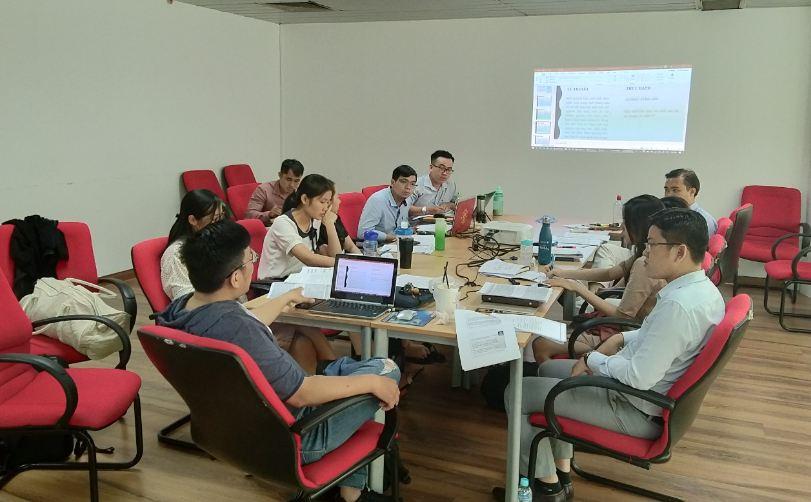 Hình ảnh khóa học nghiệp vụ xuất nhập khẩu chuyên sâu tại doanh nghiệp