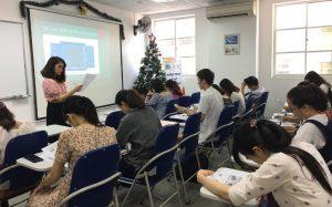 Khóa học xuất nhập khẩu thực tế tại trung tâm VinaTrrain