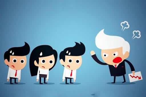 Quản lý nhân sự giao tiếp tốt sẽ không tạo áp lực cho nhân viên