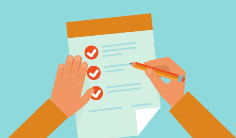 Bảng tiêu chuẩn công việc cần lưu ý những gì