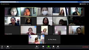 Một buổi đào tạo online về hành chính nhân sự tại VinaTrain