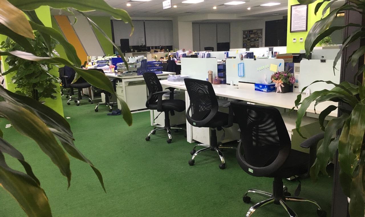Văn phòng làm việc tại công ty
