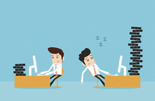 Người lao động cảm thấy chán nản trước biểu mẫu báo cáo quy trình khi áp dụng lương 3p