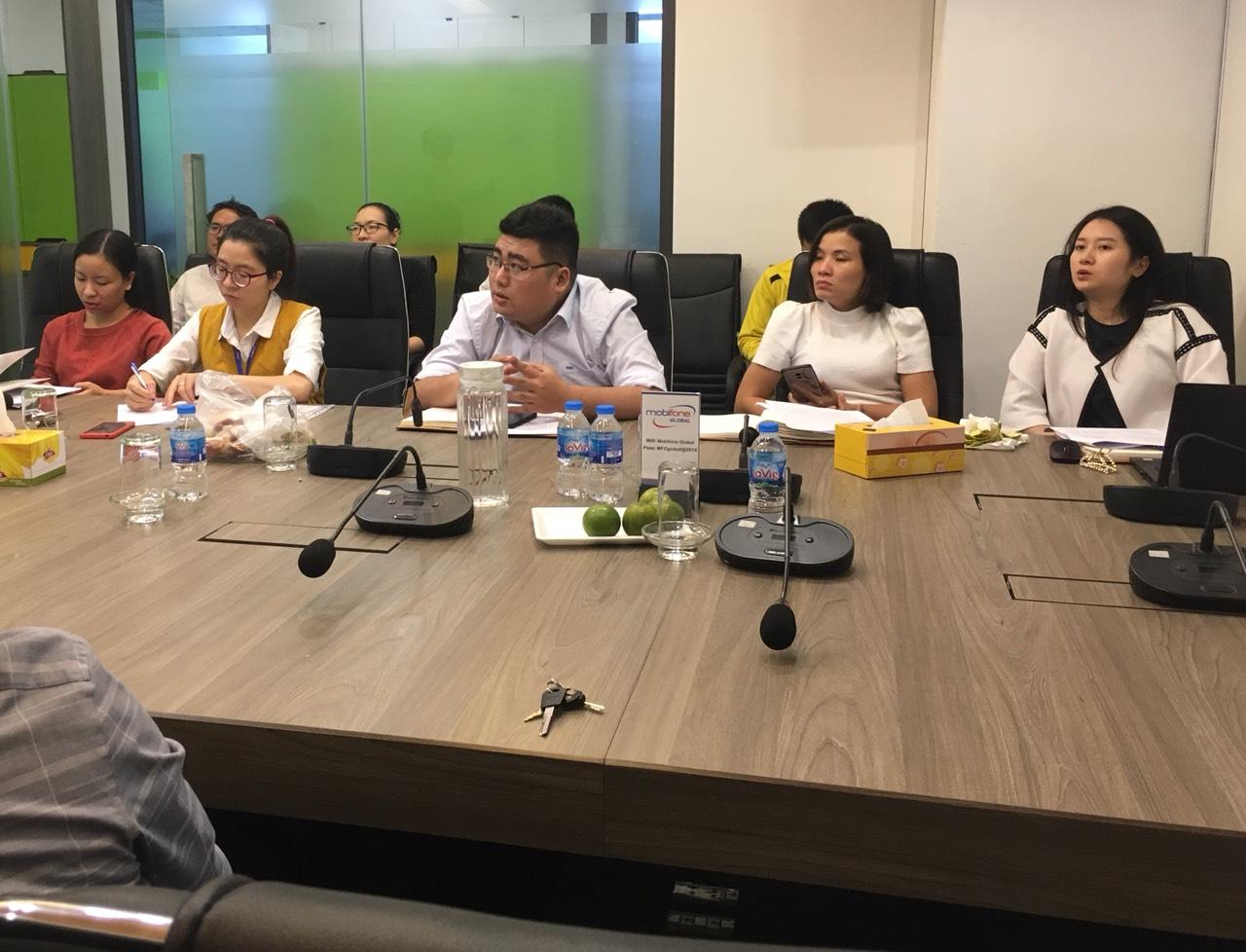 VinaTrain đào tạo xuất nhập khẩu tại doanh nghiệp