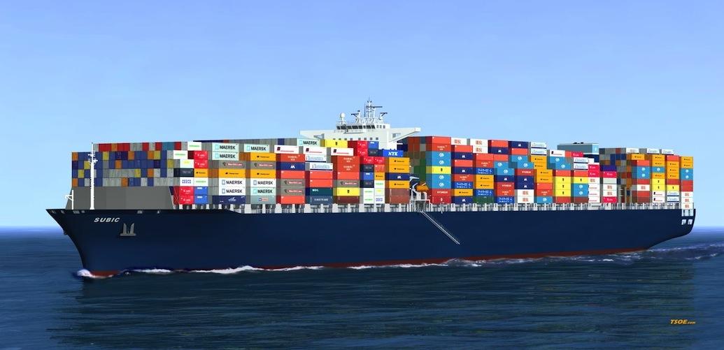 Vận tải đường biển không thể thiếu được vận đơn, vận đơn đích danh ít được sử dụng hơn các loại hình khác