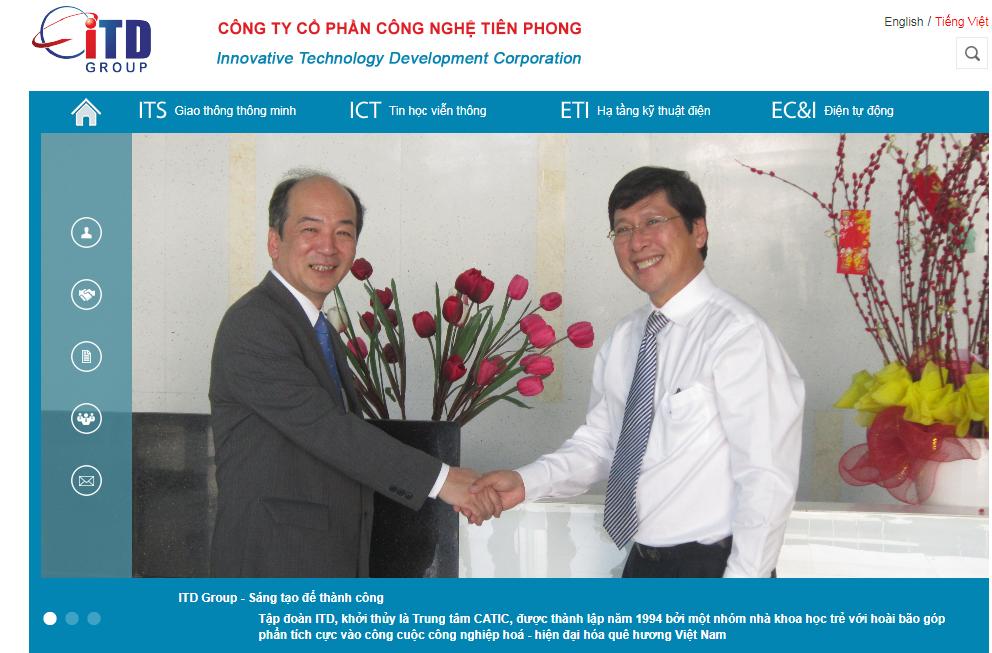Công ty cổ phần công nghệ Tiên Phong là đơn vị hoạt động có tầm ảnh hưởng trong lĩnh vực điện tại Việt Nam