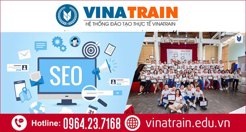 Trung tâm đào tạo SEO Vinatrain