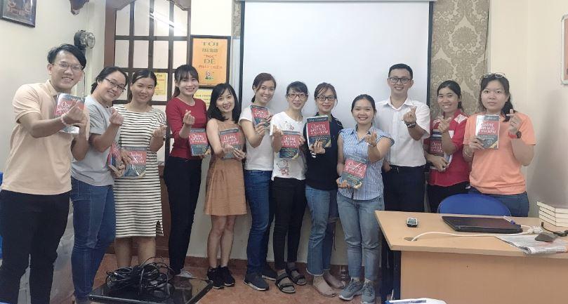 Hình ảnh lớp tuyển dụng nhân sự tại VinaTrain Hồ Chí Minh