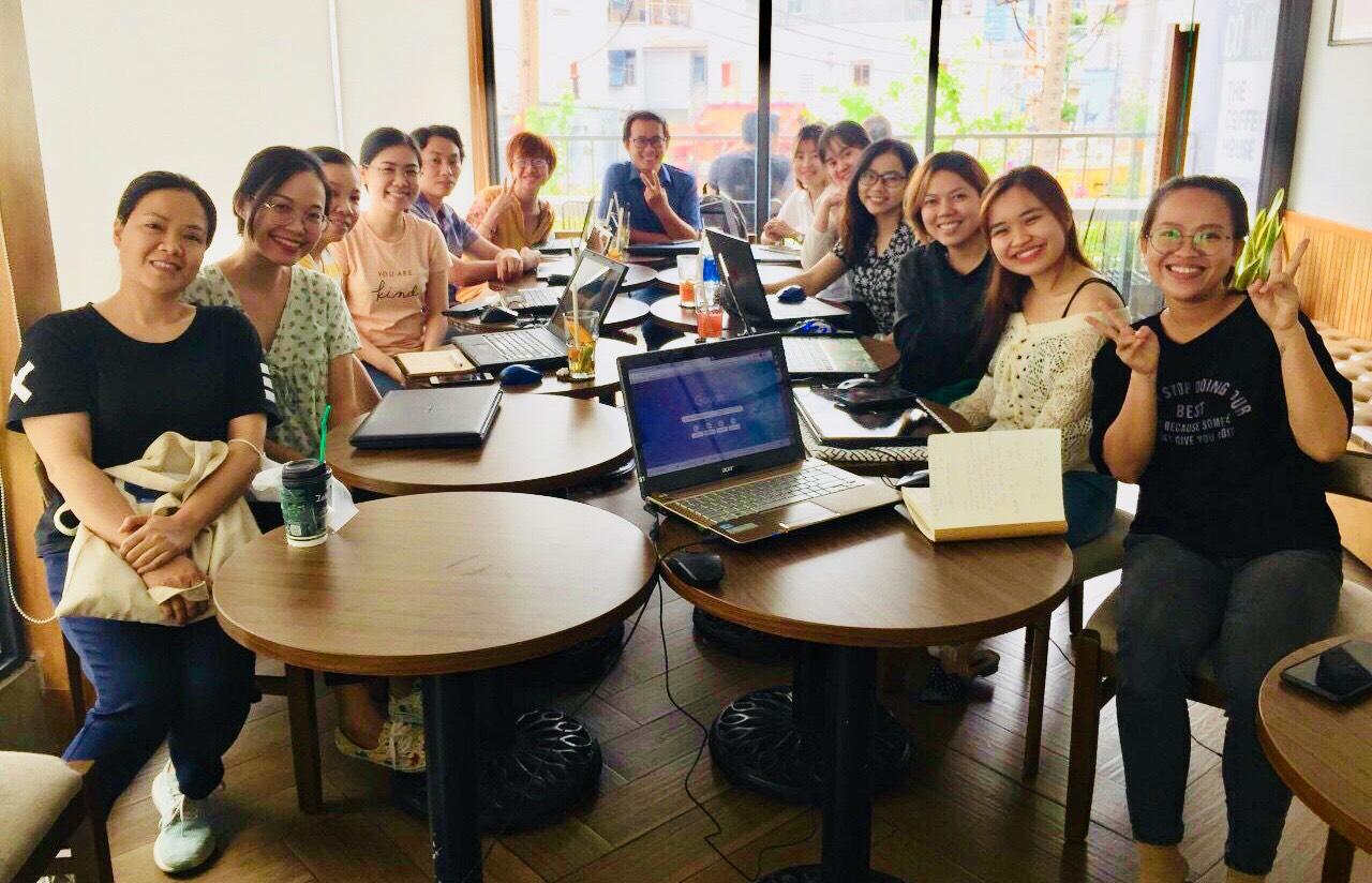 VinaTrain hỗ trợ tư vấn và tuyển dụng nhân sự (C&B ) Tại Hồ Chí Minh