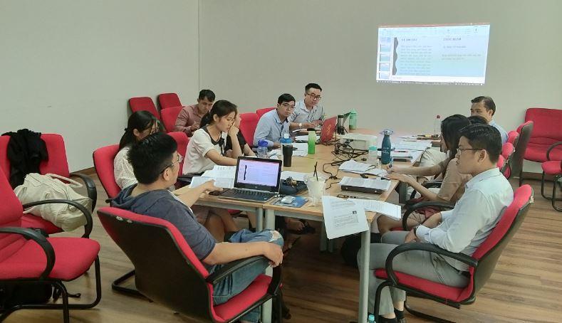 Khóa học quản trị nhân sự tại VinaTrain CN: Hồ Chí Minh