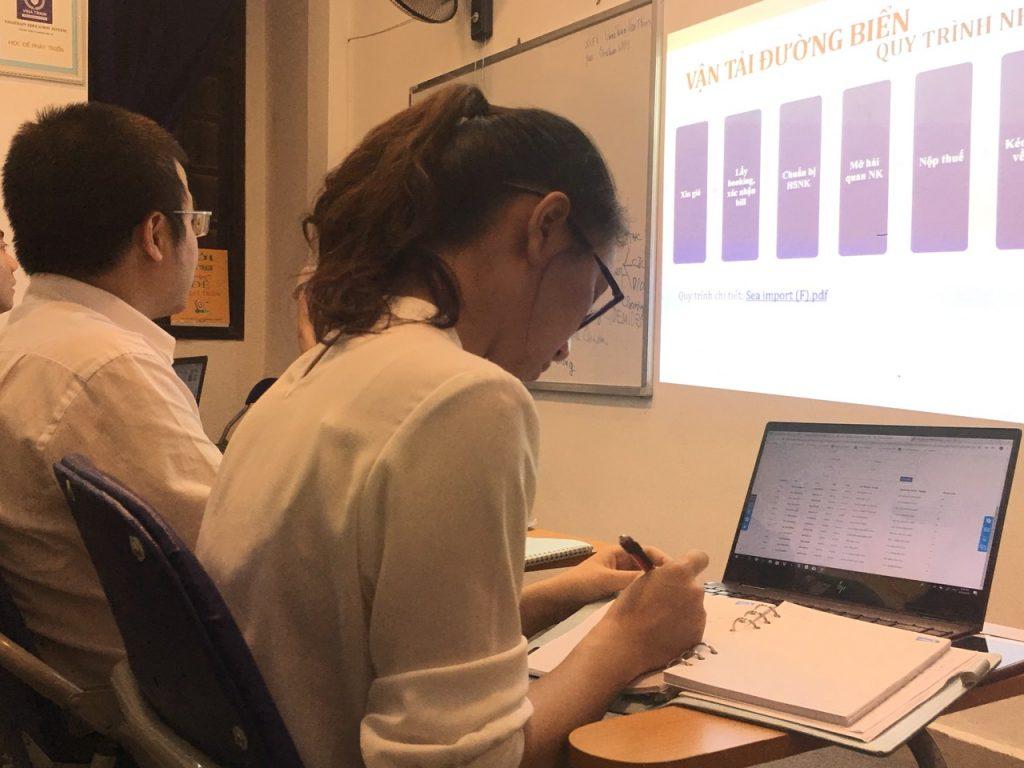 Khóa học Xuất nhập khẩu