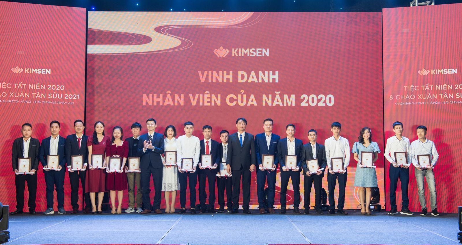 Công ty Kim Sen đối tác đào tạo tại của VinaTrain trong hợp đồng doanh nghiệp Tháng 7