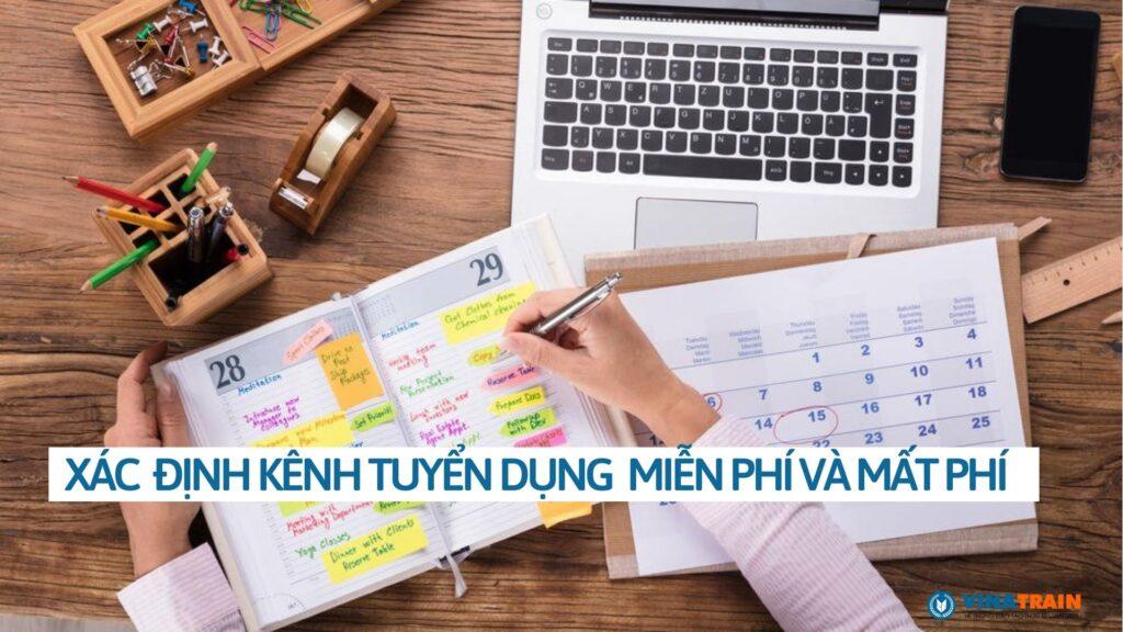 nên kế hoạch tuyển dụng cần được xác định chi tiết trong quy trình tuyển dụng