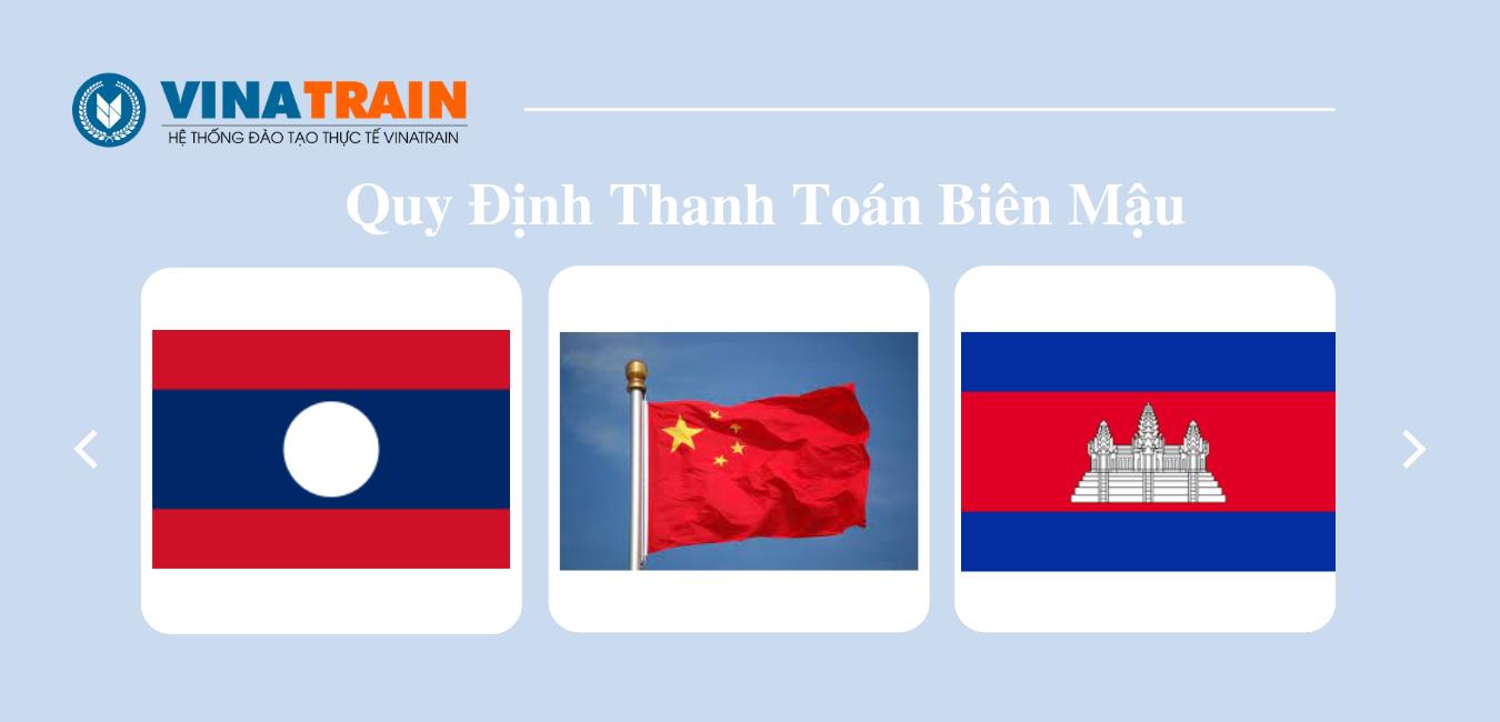 Với Việt Nam, các nước có thể thực hiện thanh toán mậu dịch là Trung Quốc,Lào, Campuchia.
